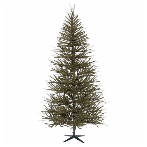 10' Green Medium Vienna Twig Artificial Christmas Tree - Unlit - IMAGE 1
