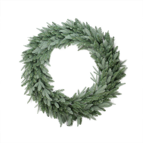 Washington Frasier Fir Artificial Christmas Wreath - 48-Inch, Unlit - IMAGE 1