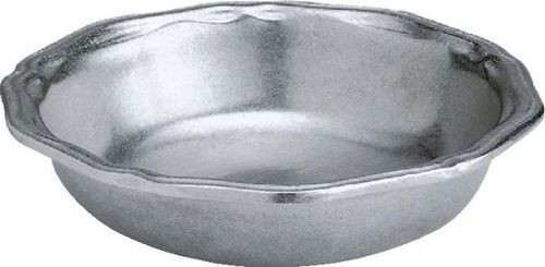 """Pack of 2 English Hand Crafted Statesmetal 14 Ounce Serving Bowls 7"""" - IMAGE 1"""