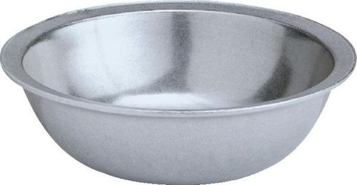 """Pack of 2 Classic Hand Crafted Statesmetal 1.5 Quart Serving Bowls 9.5"""" - IMAGE 1"""