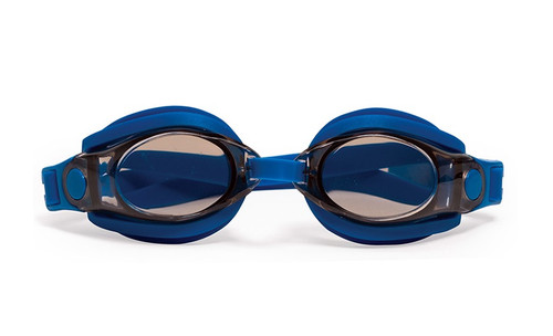 """7"""" Blue Silicone Sport/Fitness Goggles Swimming Pool Accessory - IMAGE 1"""