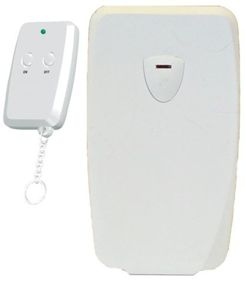 Westinghouse Indoor Wireless Electric Remote Control with Key Chain Transmitter - IMAGE 1