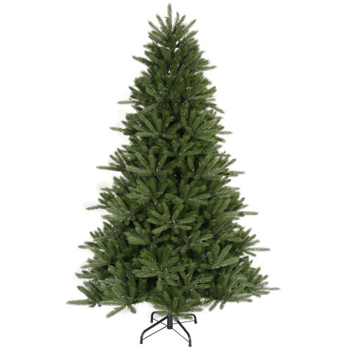 9.5' Full Fir Instant Artificial Christmas Tree - Unlit - IMAGE 1
