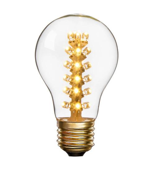 Cleveland Vintage Lighting 4-Tier E26 Base LED Edison Light Bulb - IMAGE 1