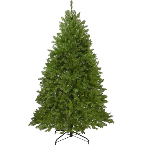 7.5' Northern Pine Full Artificial Christmas Tree - Unlit - IMAGE 1