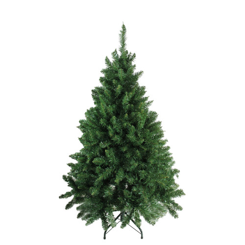 "4.5' x 37"" Buffalo Fir Full Artificial Christmas Tree - Unlit - IMAGE 1"