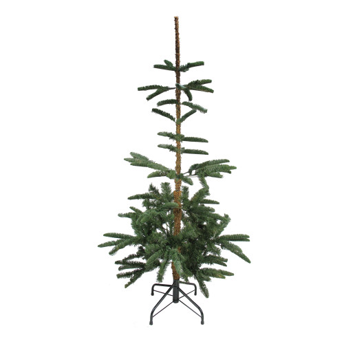 6.5' Layered Noble Fir Artificial Christmas Tree - Unlit - IMAGE 1