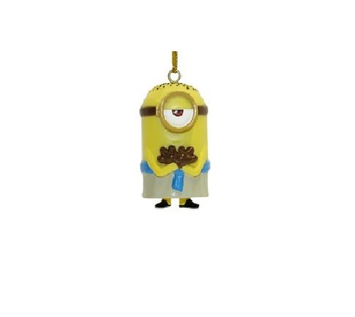 "2"" Despicable Me Egyptian Minion Decorative Christmas Ornament - IMAGE 1"