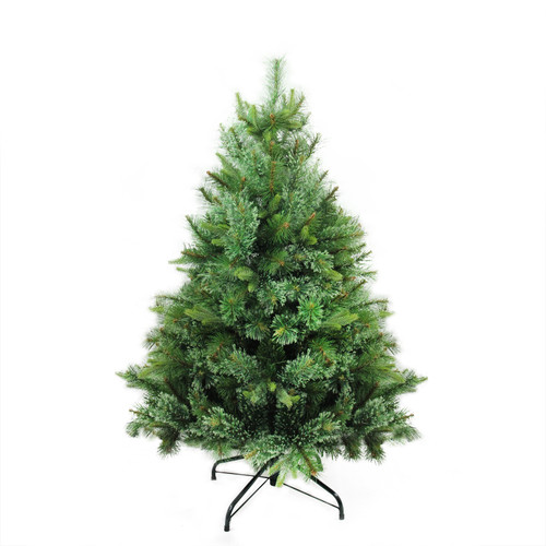 4.5' Ashcroft Cashmere Pine Artificial Christmas Tree- Unlit - IMAGE 1