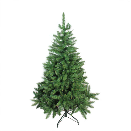 5' Buffalo Fir Full Artificial Christmas Tree - Unlit - IMAGE 1