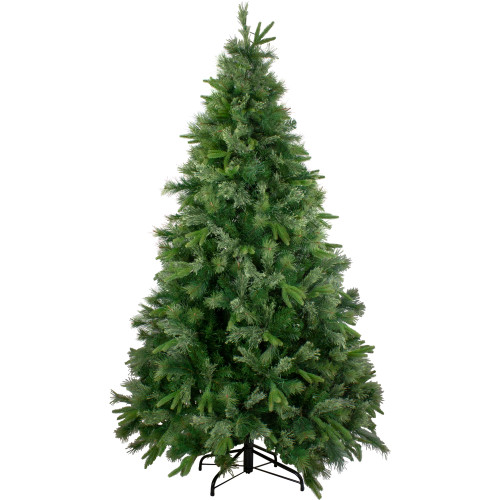 9.5' Ashcroft Cashmere Pine Full Artificial Christmas Tree - Unlit - IMAGE 1