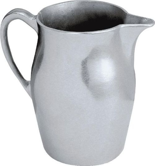 """7.125"""" Classic Hand Crafted Statesmetal Kitchen 60 Ounce Drinking Water Pitcher - IMAGE 1"""