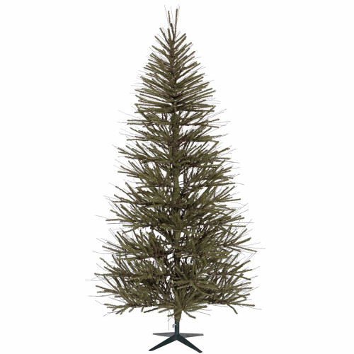 8' Medium Decorative Vienna Twig Artificial Christmas Tree - Unlit - IMAGE 1