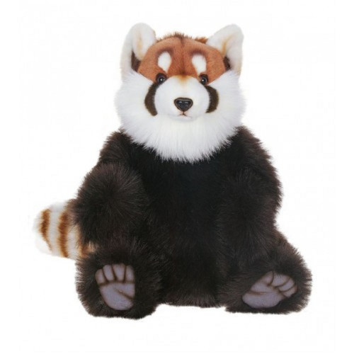 """Pack of 2 Life-like Handcrafted Extra Soft Plush Red Panda Stuffed Animals 15"""" - IMAGE 1"""