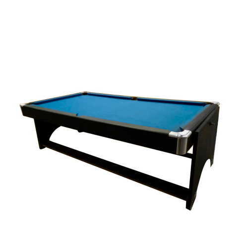 8.5' x 4' Spin Around Pool Billiards and Table Tennis 2-In 1 Game Table - IMAGE 1
