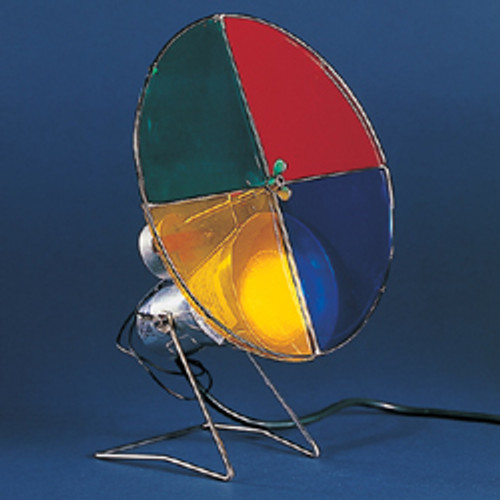 The Early Years Reproduction of the Nostalgic Color Wheel - Vintage - IMAGE 1