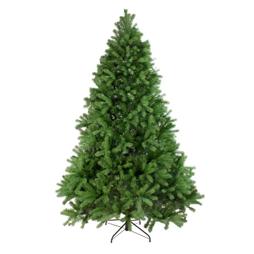 7.5' Full Noble Fir Artificial Christmas Tree - Unlit - IMAGE 1