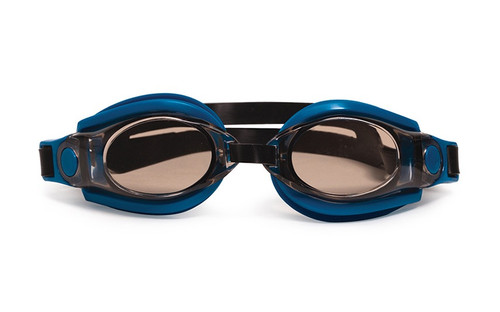 """6.5"""" Blue Pro-Comp Freestyle Goggles Swimming Pool Accessory - IMAGE 1"""