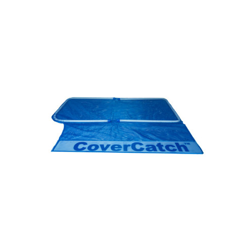 """43.75"""" Blue Cover Catch Swimming Pool Solar Cover Accessory - IMAGE 1"""