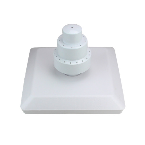 "11.8"" White 3 Tier Floating Grecian Pool Fountain with Connection Kit - IMAGE 1"