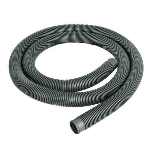 """Gray Heavy-Duty Pool Filter Connect Hose 9' x 1.5"""" - IMAGE 1"""