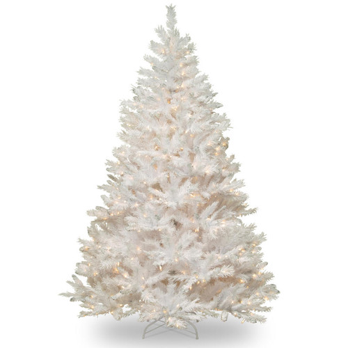 7' Winchester Pine Christmas Tree - Multi-Color Lights - IMAGE 1