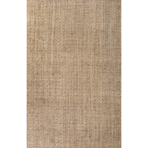 4' x 6'  Fallow Achelle Hand Woven Solid Pattern Area Throw Rug - IMAGE 1