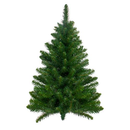 3' Buffalo Fir Artificial Christmas Wall or Door Tree - Unlit - IMAGE 1