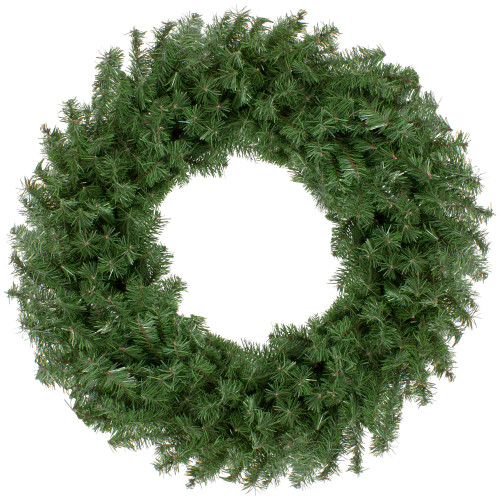 Canadian Pine Artificial Christmas Wreath - 30-Inch, Unlit - IMAGE 1
