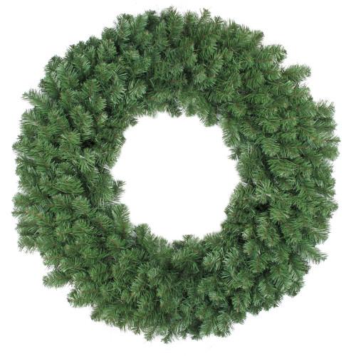Colorado Pine Green Artificial Christmas Wreath - 36-Inch, Unlit - IMAGE 1