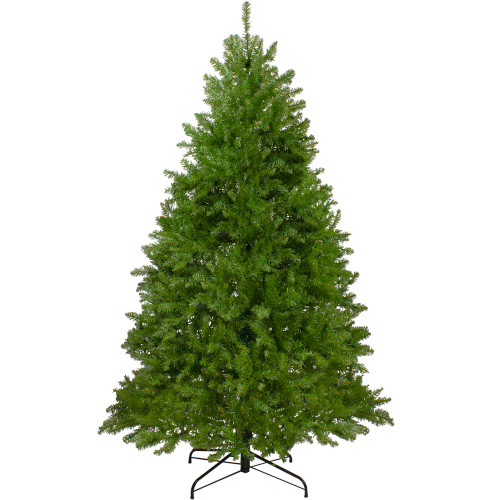 6.5' Northern Pine Full Artificial Christmas Tree - Unlit - IMAGE 1