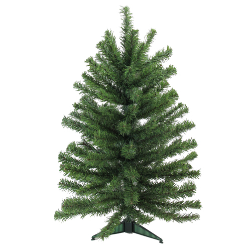 "24"" Traditional Mini Pine Medium Artificial Christmas Tree - Unlit - IMAGE 1"