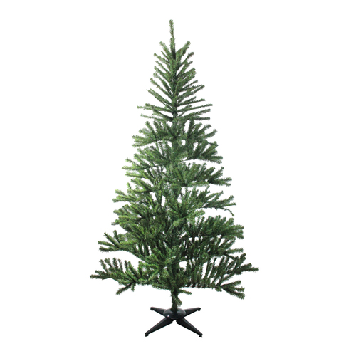 7' Canadian Pine Artificial Christmas Tree - Unlit - IMAGE 1
