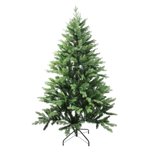 6' Medium Coniferous Mixed Pine Artificial Christmas Tree - Unlit - IMAGE 1