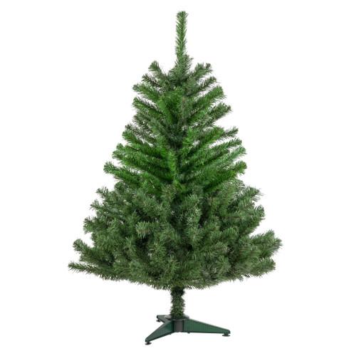 5' Colorado Spruce 2-Tone Medium Artificial Christmas Tree - Unlit - IMAGE 1