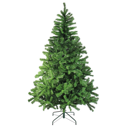6' Colorado Spruce 2-Tone Artificial Christmas Tree - Unlit - IMAGE 1