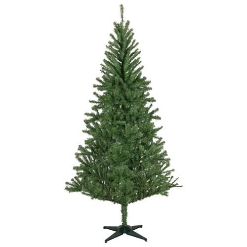 6' Canadian Pine Medium Artificial Christmas Tree - Unlit - IMAGE 1