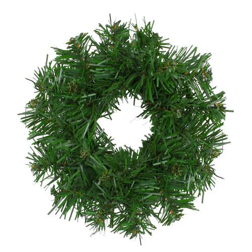 Deluxe Windsor Pine Artificial Christmas Wreath - 6-Inch, Unlit - IMAGE 1