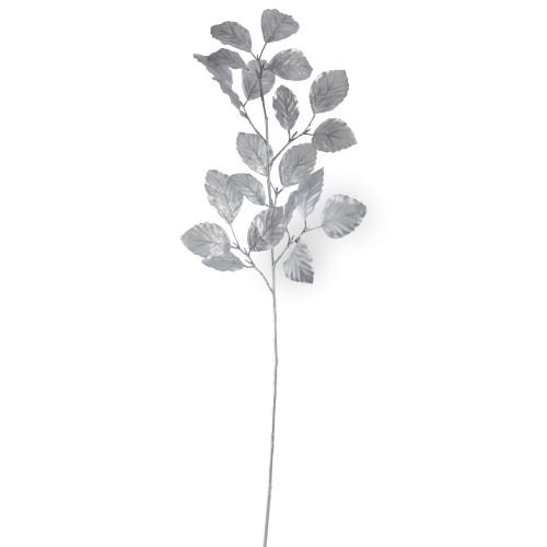 """29.5"""" Silver Artificial Floral Decorative Spray - IMAGE 1"""