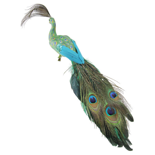 Peacocks & Birds - Animal Christmas Tree Ornaments l