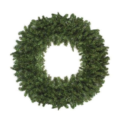 12' High Sierra Pine Commercial Artificial Christmas Wreath - Unlit - IMAGE 1