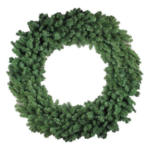 Colorado Pine Artificial Christmas Wreath - 60-Inch, Unlit - IMAGE 1