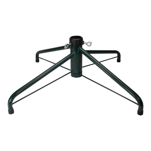 """48"""" Green Artificial Foldable Christmas Tree Stand - IMAGE 1"""