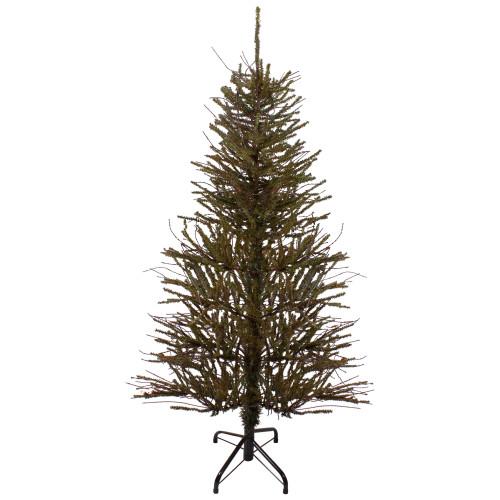 4' Medium Warsaw Twig Artificial Christmas Tree - Unlit - IMAGE 1