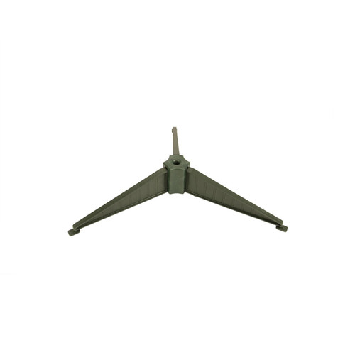 Green Christmas Tree Stand For 3' - 4' Artificial Trees - IMAGE 1