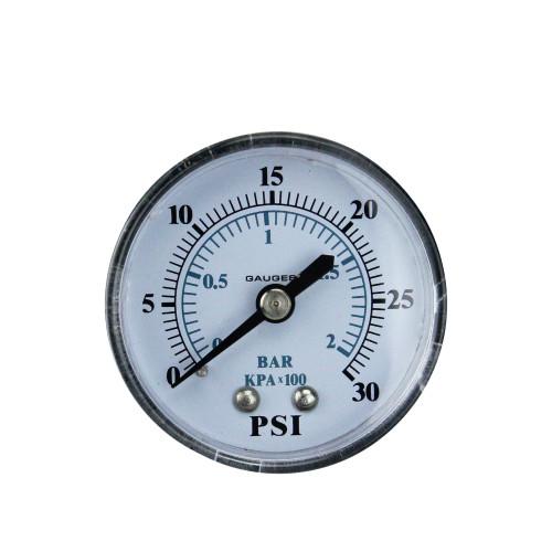 """2"""" Side Mount Filter Pressure Gauge - IMAGE 1"""