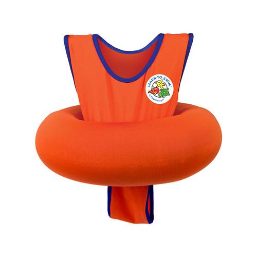 Orange Learn to Swim Children's Swimming Beginner Tube Trainer - IMAGE 1