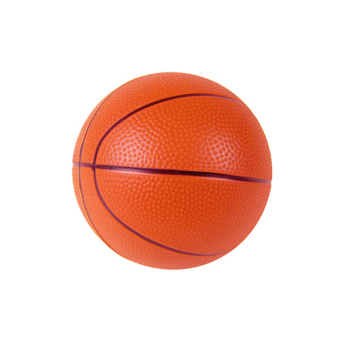 """8.5"""" Orange Inflatable Sport Ball Classic Pro Action Water Basketball Swimming Pool Toy - IMAGE 1"""