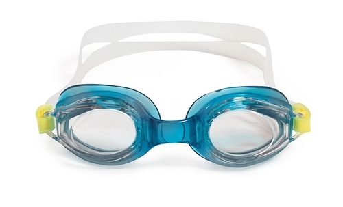 """6"""" Blue Vantage Competition Adjustable Swimming Pool Goggles - IMAGE 1"""