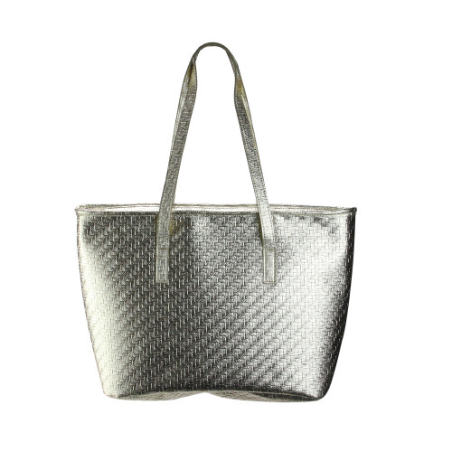 """17"""" Iceware Insulated Champagne Weave Lunch Tote Bag - IMAGE 1"""